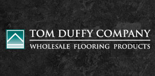 Tom Duffy Logo wholesale flooring products - logo