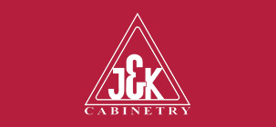 J&K Cabinetry logo on Elevated Development Construction website